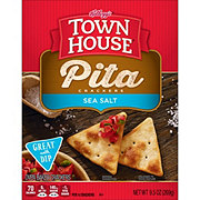 Keebler Town House Sea Salt Pita Crackers