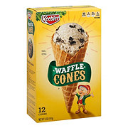 Keebler Waffles Cones