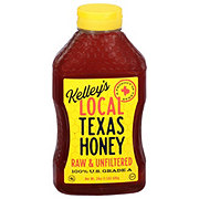 Kelley's Natural Raw Unfiltered Honey