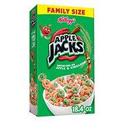 Kellogg's Apple Jacks Cereal Value Size