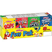 Kellogg's Assorted Fun Pack Cereal