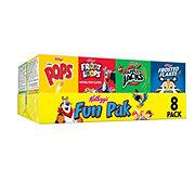 Kellogg's Cereal Fun Pak