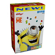 Kellogg's Despicable Me Fruit Flavored Snacks