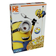 Kellogg's Despicable Me Minion Made Cereal