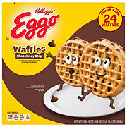 Kellogg's Eggo Chocolatey Chip Waffles Family Pack