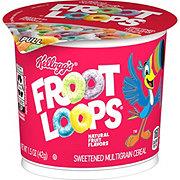 Kellogg's Froot Loop Cereal Cup