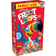 Kellogg's Froot Loops Cereal Value Size