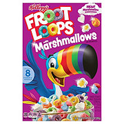 Kellogg's Froot Loops Marshmallow Cereal
