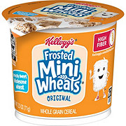 Kellogg's Frosted Mini Wheats Cereal Cup