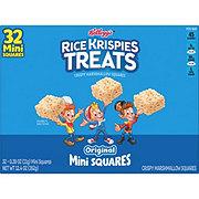 Kellogg's Mini Squares Original Rice Krispies Treats