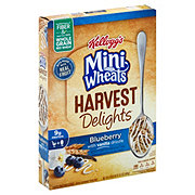 Kellogg's Mini-Wheats Harvest Delights Blueberry Vanilla Cereal