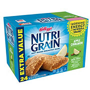 Kellogg's Nutri-Grain Apple Cinnamon Bars