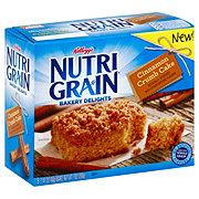 Kellogg's Nutri-Grain Bakery Delights Cinnamon Crumb Cake