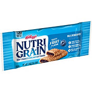 Kellogg's Nutri-Grain Blueberry Cereal Bar