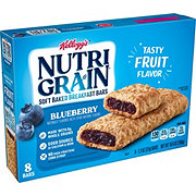 Kellogg's Nutri-Grain Blueberry Cereal Bars