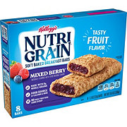Kellogg's Nutri-Grain Mixed Berry Cereal Bars