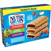 Kellogg's Nutri-Grain Soft Baked Breakfast Bar Variety Pack