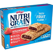 Kellogg's Nutri-Grain Strawberry Cereal Bars