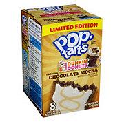Kellogg's Pop Tarts Dunkin' Donuts Chocolate Mocha