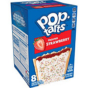 Kellogg's Pop-Tarts Frosted Strawberry Toaster Pastries
