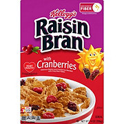 Kellogg's Raisin Bran Cranberry Cereal