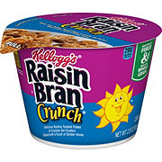 Kellogg's Raisin Bran Crunch Cereal Cup