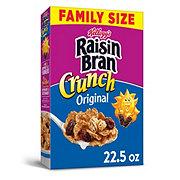 Kellogg's Raisin Bran Crunch Cereal Value Size