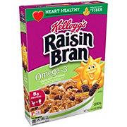 Kellogg's Raisin Bran Omega 3 Cereal