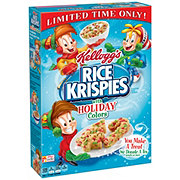 Kellogg's Rice Krispies Holiday Cereal