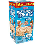 Kellogg's Rice Krispies Original Treats Value Pack