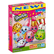 Kellogg's Shopkins Fruit Snacks