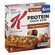 Kellogg's Special K Caramel Pretzel Cashew Protein Bars