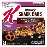 Kellogg's Special K Chocolate Pretzel Snack Bars