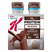 Kellogg's Special K Dark Chocolate Protein Shakes 10 oz Bottles