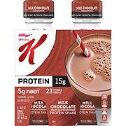 Kellogg's Special K Milk Chocolate Protein Shake, 10 oz bottles