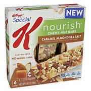 Kellogg's Special K Nourish Chewy Nut Bars Caramel Almond