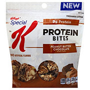 Kellogg's Special K Peanut Butter Chocolate Protein Bites