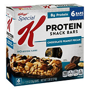 Kellogg's Special K Protein Chocolate Peanut Pecan Snack Bars