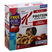 Kellogg's Special K Protein Fruit & Salted Nut Snack Bars