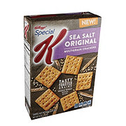 Kellogg's Special K Sea Salt Original Multigrain Crackers