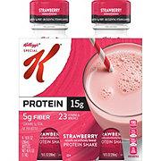 Kellogg's Special K Strawberry Protein Shake, 10 oz bottles