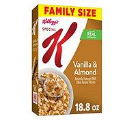 Kellogg's Special K Vanilla Almond Cereal