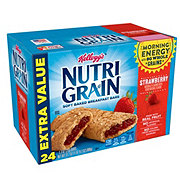 Kellogg's Strawberry Nutrigrain Bars
