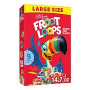 KELLOGGS Kellogg's Froot Loops Cereal
