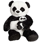 Kellytoy Cuddle Panda With Baby