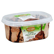 Kemps Frozen Yogurt Shop Fudge Brownie & Cookie Dough