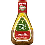Ken's Steak House Italian with Aged Romano Dressing