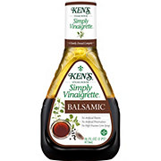 Ken's Steak House Simply Vinaigrette Balsamic