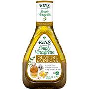 Ken's Steak House Simply Vinaigrette Olive Oil & Vinegar