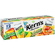 Kern's Nectar Mango/ Peach Fridge Pack